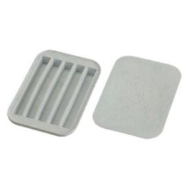 製氷皿 MATRE FRANCAIS メトレフランセ スティック シリコン製 ( 製氷器 アイストレイ スティックアイス 5本 角氷 角型氷 製氷型 フタ付き シリコン製アイストレイ アイストレー お菓子作り 製菓道具 )