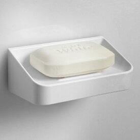 ラックスマグネット ソープラック ( バス 収納 ラック 磁石 マグネット 浴室 バスルーム お風呂 壁面 壁 壁面収納 小物入れ キッチン 冷蔵庫 洗濯機 バス用品 収納用品 白 )