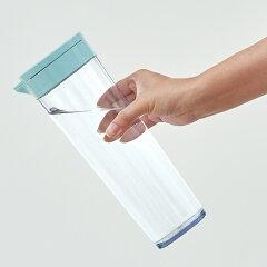ピッチャー冷水筒ドリンクビオ1.1L横置き縦置き耐熱