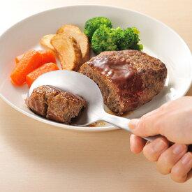 ナイフ すくえるナイフ leye レイエ ステンレス サービングスプーン 燕三条 ( サービングナイフ スプーン キッチンツール 食洗機対応 取り分け 切り分け 盛り付け 一体型 便利グッズ キッチン )