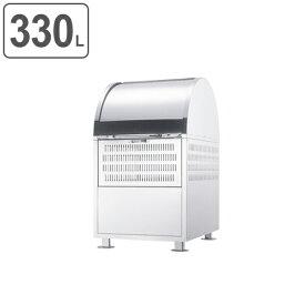 ゴミ箱 ダストステーション DST-0330 ( 送料無料 業務用 ごみ箱 屋外 ダストボックス ダストBOX 屋外用 ごみ ゴミ )