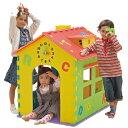 プレイハウス ABCハウス 組み立て キッズハウス ( 送料無料 ままごとハウス 子供用ハウス おもちゃ 家 アルファベ…