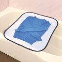 折りたたみ式 平干しネット 平干し ネット お風呂で平干しネット ( 物干しネット 洗濯用品 洗濯グッズ 洗濯 ニット …