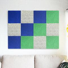 吸音材吸音パネルフェルメノンスタンダード壁面装飾30×30cm吸音防音