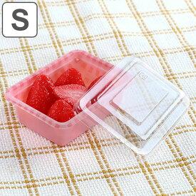 フードパック 使い捨て容器 パックス デリカフードケース S 6個入 ( お弁当箱 使い捨て 使い捨てパック 容器 弁当箱 レンジ対応 フルーツケース ピクニック アウトドア BBQ テイクアウト カワイイ かわいい 可愛い )