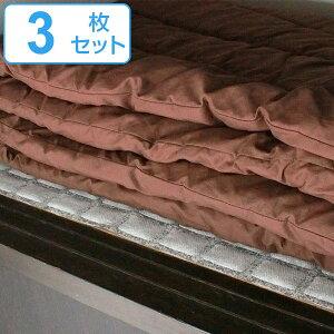 強力消臭除湿シート 押入れ用 消臭 除湿 シート 日本製 3枚セット ( 除湿シート 消臭シート 押入れ 押し入れ 繰り返し使える 布団 寝具 消臭効果 除湿効果 強力 高い フリーカット )
