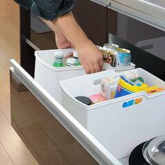 キッチン収納ケース吊り戸棚ボックススリム幅18.5cm6個セット