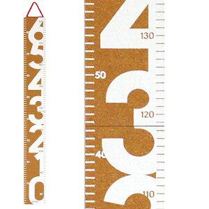 身長計 コルク 北欧 nico kids ( 80〜160cm 子供 身長 計測 コルクボード 壁掛け コルク製 身長測定 成長記録 目盛り おしゃれ 子供部屋 インテリア シンプル )