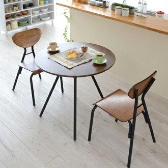 Livingut Table Chair 3 Piece Set Cafe Vintage Dining Table Iron
