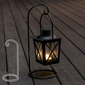 ランタンスタンド OUTDOOR HOLDER テーブル置き ( ランタン スタンド アンティーク調 インテリア 癒し リラックス アウトドア ライト 灯器 )