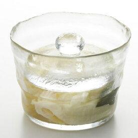 キントー KINTO ガラス製 浅漬鉢 CL( 漬物 浅漬け 容器 漬物樽 便利グッズ )