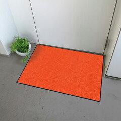 玄関マット業務用スタンダードマットECO60×90cm暖色系
