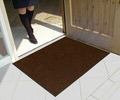 玄関マット屋内用スタンダードマットECO75×210cm暖色系