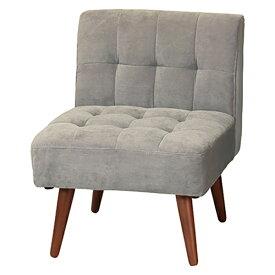 ソファ 1人掛け ケティル 幅56cm ( 送料無料 ソファー 1人用 ローソファ フロアソファ 天然木 木製 一人用 一人掛け チェア 椅子 )