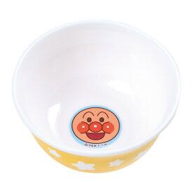 汁椀 子供用食器 アンパンマン キャラクター 食洗機対応 プラスチック製 ( 味噌汁椀 茶碗 お椀 子供用 食器 ベビー食器 スープ皿 割れにくい 小鉢 深皿キッズ食器 あんぱんまん 電子レンジ対応 )