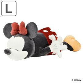 抱き枕 ミニーマウス Lサイズ クッション ディズニー ( 送料無料 だきまくら ぬいぐるみ だき枕 インテリア 子ども 子供 キッズ 寝具 子ども部屋 癒し かわいい 添い寝枕 リラックス 寝室 )