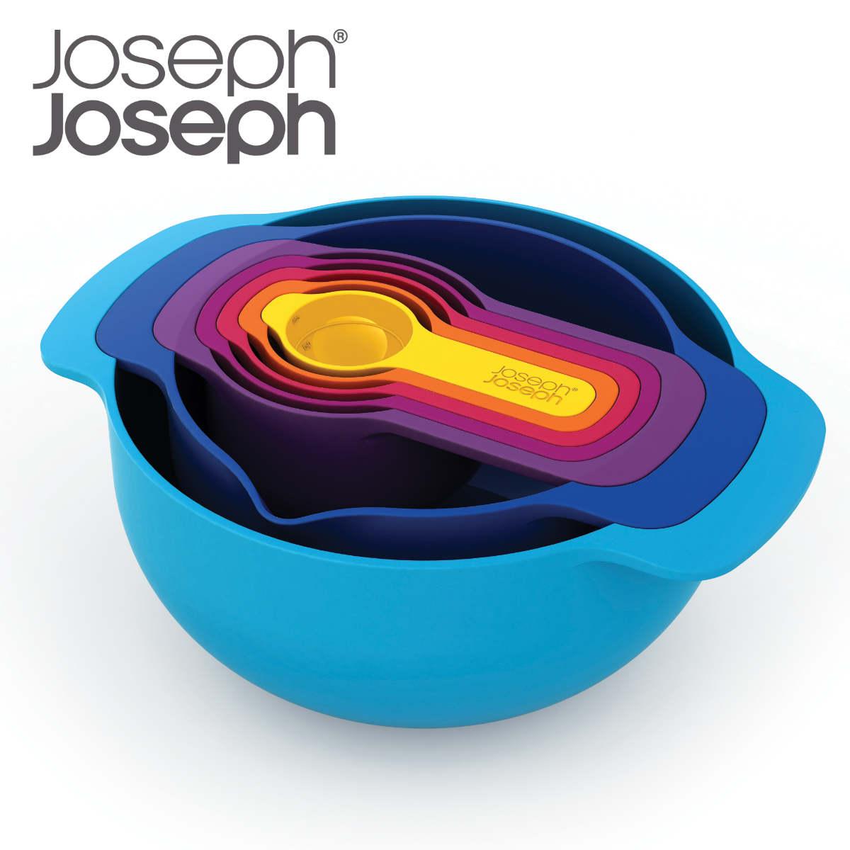 Joseph Joseph ジョゼフジョゼフ NEST7 Plus ネスト7プラス ザル ジョセフジョセフ ( ボウル )