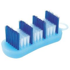 MARNA(マーナ)掃除の達人風呂ブタ洗いブラシ風呂ふた溝ブラシ