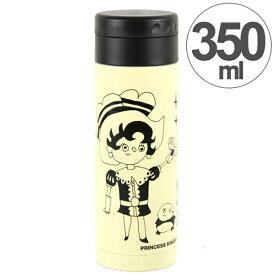 水筒 マグボトル KEEP 350ml ステンレス Taku Yoshimizu リボンの騎士 ( 保冷保温 直飲み ステンレス製 保温 保冷 マグボトル スリム ステンレスボトル ステンレスマグボトル スクリュー キャラクター アニメ )