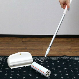 コロコロ ハイグレード SC強接着 伸縮L 本体 ( コロコロクリーナー カーペットクリーナー 粘着クリーナー テープ付 粘着カーペットクリーナー カーペット 絨毯 カーペットクリーナー 粘着テープ 掃除 清掃 )
