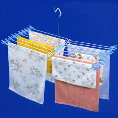 折りたたみ式タオルハンガー(アーム20本付)
