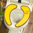 Cozydoors 吸着便座シート Chocolate ( 便座シート 吸着シート 便座カバー トイレ 便座 カバー シート 吸着 貼る 洗…