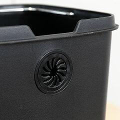 ゴミ箱センサーステンレス自動開閉JAVA35LRome