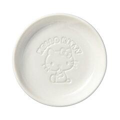 醤油皿9cmハローキティキャラクター皿食器磁器