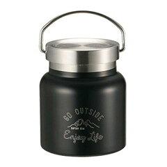 保温弁当箱スープジャーモンテキャプテンスタッグCAPTAINSTAGHDフードポット280ml保温保冷