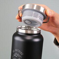 保温弁当箱スープジャーモンテキャプテンスタッグCAPTAINSTAGHDフードポット400ml保温保冷