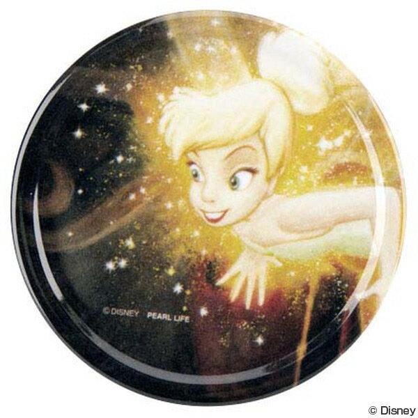 コースター ティンカー・ベル ピクシーダスト メラミン樹脂製 キャラクター ( 大人ディズニー メラミン製 キッチン雑貨 キッチン用品 ティンカーベル ティンク フェアリーズ ディズニー )