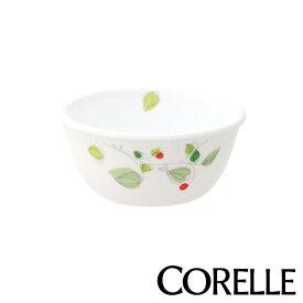 ボウル 10cm コレール CORELLE 白 食器 皿 グリーンブリーズ ( 食洗機対応 ホワイト 電子レンジ対応 お皿 オーブン対応 白い 白い皿 ミニボウル 深皿 小皿 小鉢 器 丸皿 リーフ 洋食器 )