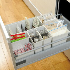 キッチン収納ケースディッシュスタンドSシステムキッチン引き出し用トトノ