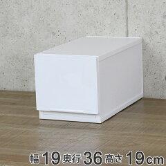 収納ケース幅18×奥行35×高さ18cmコレクトケースMスリム1段squ+