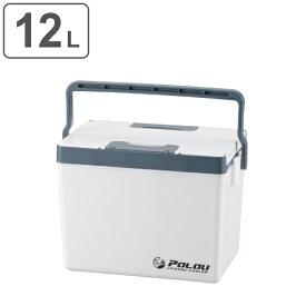 クーラーボックス ハードタイプ パラオ 12L 両開き ( 保冷 クーラーバッグ アウトドア用品 クーラーBOX アウトドア クーラー BBQ グッズ 釣り バーベキュー 冷蔵ボックス )