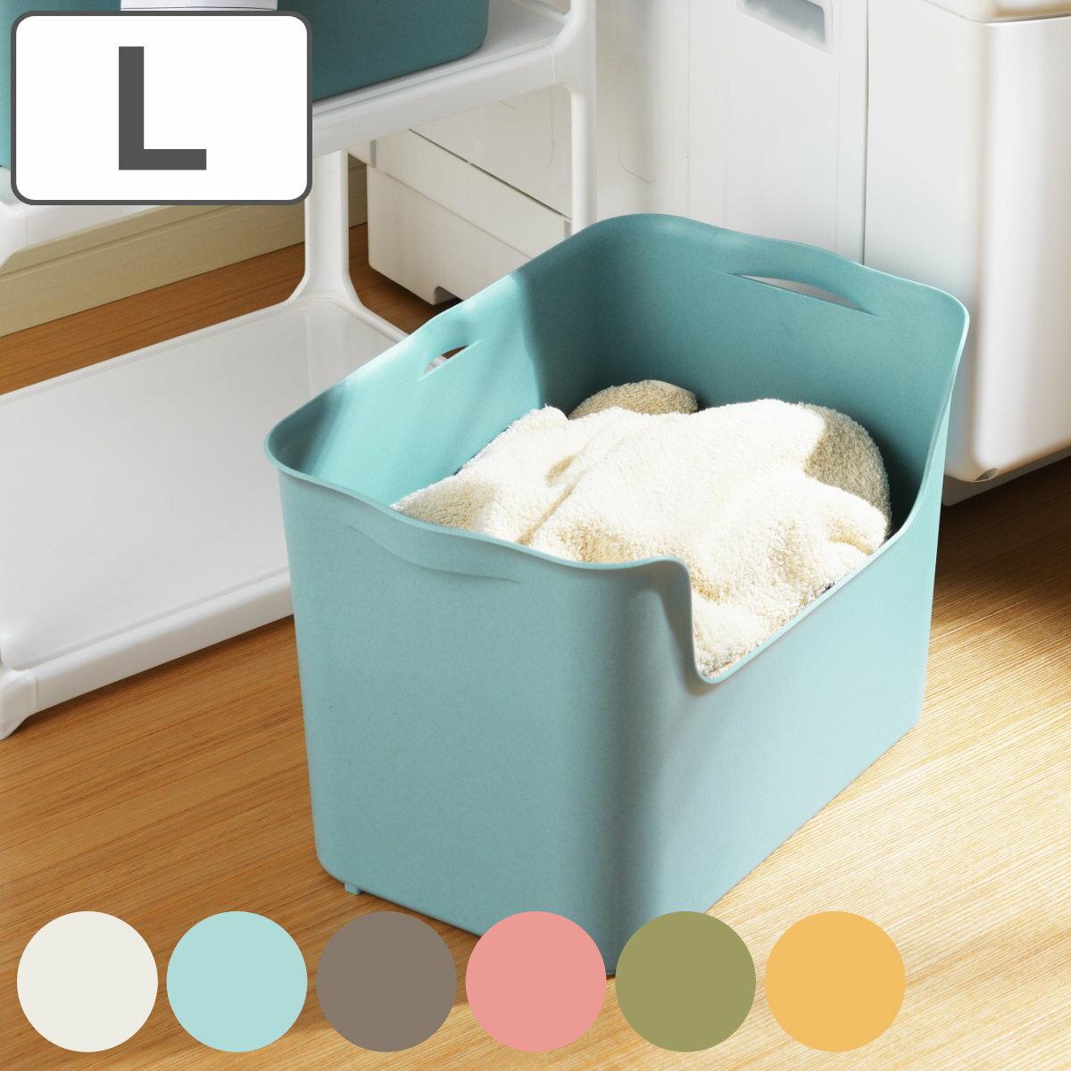 収納ボックス カタス L カラーボックス インナーボックス 引き出し ( 収納ケース 収納 プラスチック ケース ボックス おもちゃ箱 おもちゃ収納 衣類収納 フルサイズ インナーケース 積み重ね おしゃれ 日本製 )