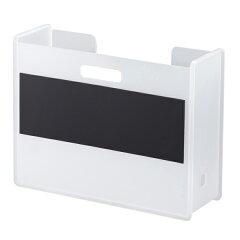 ファイルボックスマグネット付きワイドA4ペーパーポケットソーフィス