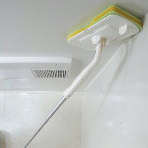 バス用 天井カビ取りブラシ ( バススポンジ 風呂スポンジ バスクリーナー 風呂掃除 カビ取り 掃除 清掃 )