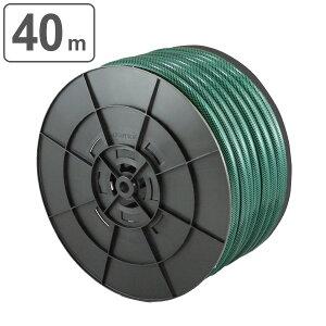 ホース SH SKジェットホース 18×23mm 40m ( 送料無料 水撒き ガーデニング 園芸 農作業用ホース 業務用 農作業 耐圧 散水用具 給水用具 糸入り )