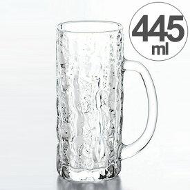 ガラス コップ ハイボールグラス ジョッキ 445ml ( グラス ガラス食器 食器 ハイボール ガラスコップ カップ 業務用 食洗機対応 )