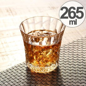 ガラス コップ ウイスキーグラス フリーグラス 265ml ( グラス ガラス食器 食器 ウイスキー ガラスコップ カップ 業務用 食洗機対応 )
