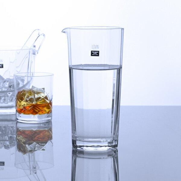 水差し カラフェ ラビン 680ml ガラス製 ( 食洗機対応 ガラス食器 ピッチャー デキャンター デカンター ウォーターカラフェ 冷水ポット )