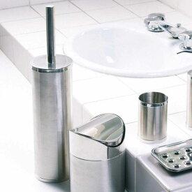 トイレブラシ シャロン シルバー ( トイレ 掃除 ブラシ トイレ掃除用品 トイレ掃除道具 トイレタリー トイレクリーナー トイレ用ブラシ 便所 お手洗い )