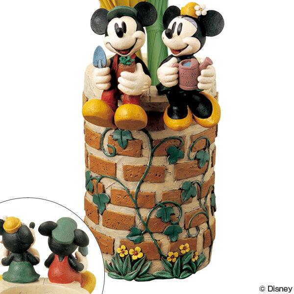 傘立て ディズニー ミッキー&ミニー ( 送料無料 おしゃれ ミッキー ミニー 傘立 アンブレラスタンド ミッキーマウス ミニーマウス 傘たて セトクラフト )