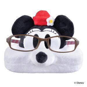 メガネスタンド ミニーマウス 眼鏡ケース 収納 ディズニー ( 眼鏡スタンド めがねスタンド メガネケース めがねケース メガネ置き 眼鏡立て メガネ入れ めがね かわいい スタンド メガネホ