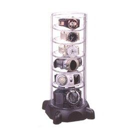 タワー型時計コレクションケースG ブラック コレクタワー・G ( GーSHOCK ジーショック 腕時計収納 時計収納 収納ケース collection ディスプレイ アクリルケース )