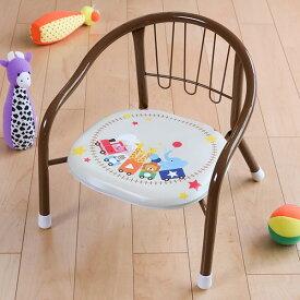 豆イス アニマルトレイン 子供 豆椅子 ベビーチェア 音が鳴る ( 子供用 ベビー 用 チェア 椅子 いす キッズチェア ベビー用品 ベビーグッズ 男の子 女の子 背もたれ付き パイプ椅子 子供椅子 ローチェア )