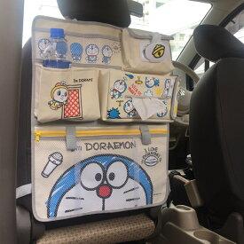 ドライブポケット ベビー ドラえもん Im Doraemon シートバックポケット ( ポケット 車 カーポケット 車載収納 どらえもん 車載収納ポケット ドライブグッズ バックシートポケット ベビー用品 キッズ用品 カー用品 収納 )
