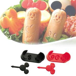 キャラクター ウィンナーカッター ミッキーマウス ( 簡単キャラ弁 お弁当グッズ 子供 ミッキー )