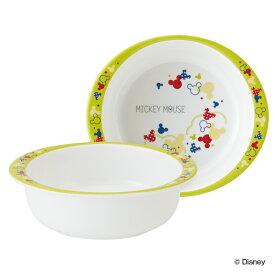 ボウル 13cm メラミン製 ミッキーマウス カラフルポップ ディズニー 食器 キャラクター 食器 ( 食洗機対応 小鉢 うつわ 器 割れにくい ミッキー 椀 子供 用 子ども 子供 キッズ キッズ食器 )